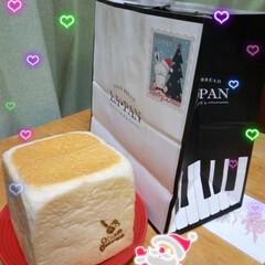 クリスマスバージョン/クリーミー生食パン/LA PAN ラ・パン/生食パン専門店 こんばんは。 最寄り駅に、新しい食パン専…