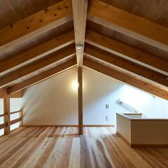 和モダン/建築/建築物/建築家/設計事務所/注文住宅/... 和モダンデザイン_鎌倉の住まい  木の力…