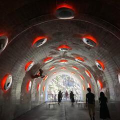 夏休み/夏の思い出/新潟県/十日町市/大地の芸術祭/建築/... 大地の芸術祭に行きました。その2