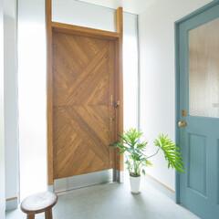 不動産・住宅/住まい/家/木造/建築物/建築デザイン/... 玄関ドア