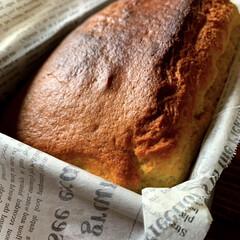 集合かけてないよ〜の/ちえCafe/パウンドケーキ/私の息子は/食いしん坊 昨日のパンケーキが残る予定だったので 今…