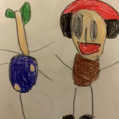 こどもごはん 今日は学校で芋掘りがあった様で😊🍠 これ…(4枚目)