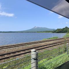 大沼/北海道/LIMIAおでかけ部/おでかけ/旅行/風景/... 北海道の大沼へ  久しぶりにカラッと晴れ…