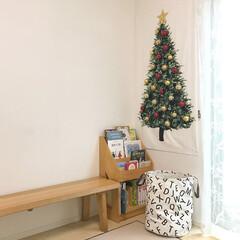 ツリータペストリー/トーカイタペストリー/クリスマス/クリスマスツリー 場所も取らずにクリスマス気分を味わえるツ…