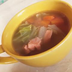 ダイエット/野菜/ヘルシー/キッチン/レシピ スープ②
