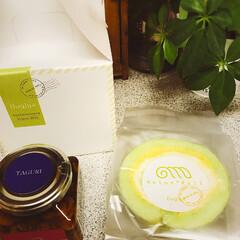 桜エビ/温泉♨️/熱海/扇屋製菓/お土産/スイーツ/... 今度はお友達と熱海に行き、温泉に入り🍺を…