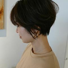 hair/outfit/コーディネート/コーデ/ファッション お久しぶりのショートカット✴️ バッサリ…