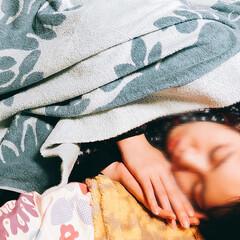 寝顔/感謝/インフルエンザ 皆さま たくさんの励ましコメント ありが…