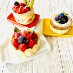 フェリシモ/RUKOさん/フェルトのケーキ かなり前に作ったフェリシモのRUKOさん…