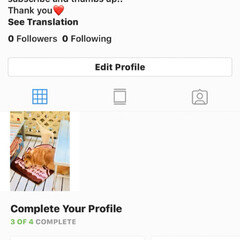 Instagram Instagramを開設しました! 始め…