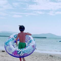 海/今年初/夏休み/BEACH/sea