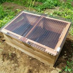 家庭菜園/バクテリアdeキエーロ/環境に優しい/ECO/コンポスト/生ゴミ処理器/... 念願の 「バクテリアdeキエーロ」 生ゴ…