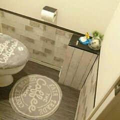 フロアマット/床/壁紙(ウォールペーパー)/インテリア/トイレ/DIY/...