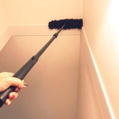掃除道具/階段/階段掃除