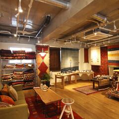 「東京の杉並区にあるペルシャ絨毯バハールで…」(1枚目)
