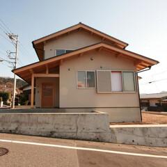 木の家/定年後 定年後に緑の多い東京・青梅にて暮らすため…