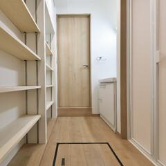 収納/全面収納/狭小/有効活用 狭いスペースを有効活用するために、壁には…