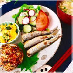 朝ご飯/ワンプレート/おうちごはん/フード おはようございます! 今日の朝ご飯  お…