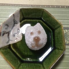 和菓子/干支/お正月 和菓子 (戌)