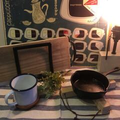鍋敷き/カッテングボード/DIY/雑貨/100均/セリア/... カッテングボード と 鍋敷きを 作ってみ…