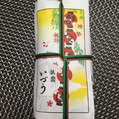 鯖寿司 京都のお土産を頂きました。  鯖寿司🐟で…
