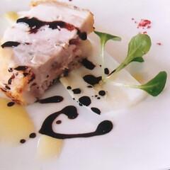 料理/イタリアン 豚肉のソテー バルサミコ酢