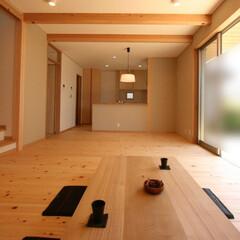 無垢板/座卓/テーブル/家具