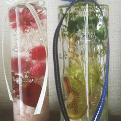 ハーバリューム中毒/ハーバリューム/花材豊富/なんと500円!/明日もまた行く~ 17×4と結構な大きさの瓶なのに 500…