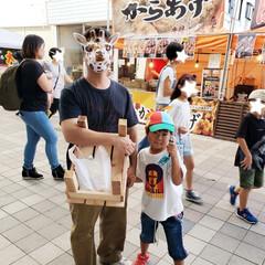 お祭り  昨日ゎ家族3人で伊勢のお祭りへ。 暑く…