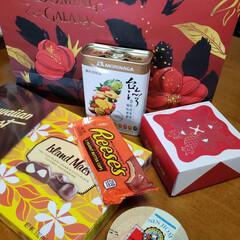 感謝/親友/台湾旅行/hawaii/おみや 毎月1回ゎ必ず会ってる友達と 今回ゎ5ヶ…