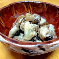 地元の海産物/時雨煮/牡蠣  おかあちゃんの 牡蠣のしぐれ煮~ とま…