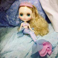 ドール/かわいい/人魚姫/海/ブライスドール/ブライス 新しいブライスちゃんをお迎えしました!6…