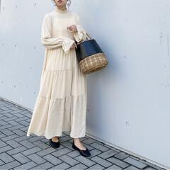 ママコーデ/ママファッション/大人カジュアル/春のトレンド/春先取り/大人女子/... コーデ♡   いつかのコーデ…   今年…