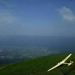 自然/おでかけ/GW/わたしのGW 熊本は阿蘇の大観峰☆少しがスッてたけど見…