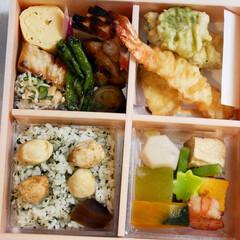 三友居/松屋銀座/和食/お弁当/仕出し弁当/銀座/... 以前から食べてみたいと思っていたお弁当を…(1枚目)