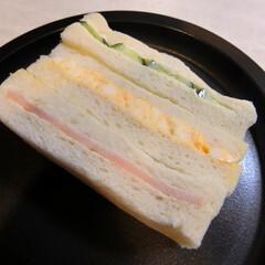 サンドウィッチパーラー まつむら/サンドイッチ/水天宮前/パン屋さん/老舗 昭和レトロなパン屋さんで有名なお店によう…