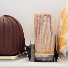 パティスリーセレネー/ケーキ屋さん/モンブランショコラ/3ヵ国の栗のモンブラン/燻製ダブルチーズケーキ すっかり恒例になった、ご近所ケーキ屋さん…