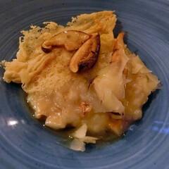 松茸/リゾット/イタリアン/秋の味覚 お気に入りのイタリアンで、リクエストして…