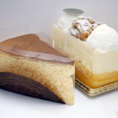 エリティエ/ケーキ/フロマージュ・クリュ/スフレフロマージュ/チーズケーキ 行きたかったお店が休業のようだったので、…
