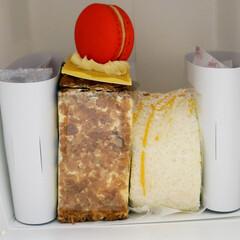 パティスリーSATSUKI/ケーキ/マンゴーミルフィーユ/新マンゴーロール/マンゴーフェア/赤坂見附/... 大好きなマンゴーフェアが今月中に終わって…