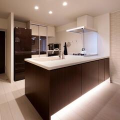 リフォーム/インテリア/住まい/キッチン/リノベーション/インテリアコーディネート/... 住み慣れたマンションをスケルトンリフォー…