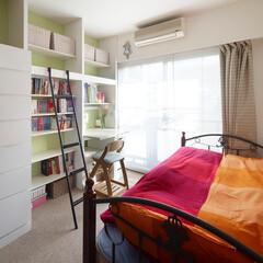 リフォーム/インテリア/家具/住まい/収納/リノベーション/... 一つのお部屋を二人一緒に使っていた姉妹。…