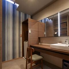 インテリア/住まい/リフォーム/収納/インテリアコーディネート/インテリアデザイン/... 洗面脱衣室&家事室の提案。洗面所としての…