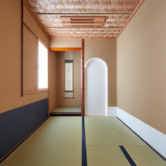 リフォーム/インテリア/住まい/茶室/和室/小間/... 戸建の二階で子供部屋として使っていた3つ…