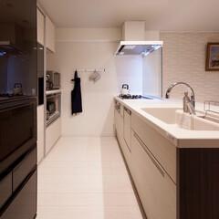 リフォーム/インテリア/住まい/キッチン/収納/リノベーション/... 住み慣れたマンションをスケルトンリフォー…