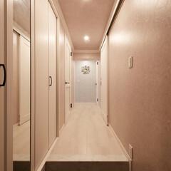 リフォーム/リノベーション/住まい/インテリア/インテリアコーディネート/インテリアデザイン/... 築30年のマンションをリノベーション。玄…