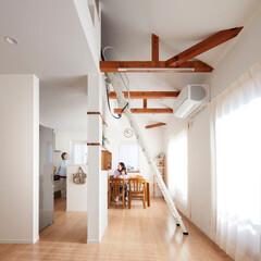 リフォーム/インテリア/住まい/収納/リノベーション/二世帯住宅/... 4LDKの住まいを二世帯住宅にリフォーム…