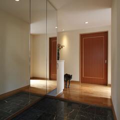 インテリア/住まい/リフォーム/リノベーション/インテリアコーディネート/インテリアデザイン/... 戸建のリフォーム。段差のあった床は全体…