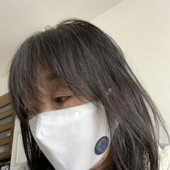 アロマdeマスク | AROMA de mask(アロマグッズ)を使ったクチコミ「 初め、少し息苦しいかな…と思いましたが…」