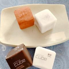 LINEギフトにて/母の日プレゼント/堂月堂 mochi cube 本日2回目の投稿😁 これはLINEギフト…(1枚目)